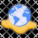 Dry Land Icon