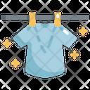 Dry Shirt Icon