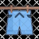 Dry Short Icon