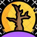 Dry Tree Old Tree Icon