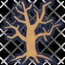 Dry Tree Dead Tree Tree Icon