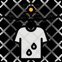 Shirts Wash Garment Icon