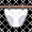 Dry Underwear Icon