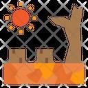 Dead Hot Soil Icon