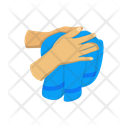 Dry Your Hand Icon