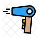 Dryer Blower Makeup Icon