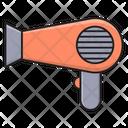 Dryer Makeup Salon Icon