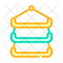 Herbal Dryer Color Icon