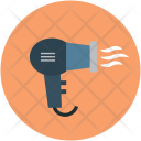 Dryer Hair Care Icon