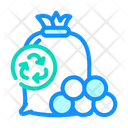 Drying Ball Recycle Drying Balls Icon