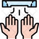 Drying hand Icon