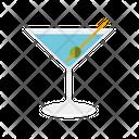 Drink Beverage Drymartini Icon