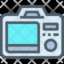 Dslr Camera Device Icon