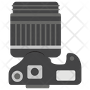 Dslr Professional Camera Camera Icon
