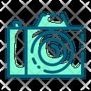 Dslr Camera Lens Dslr Icon