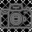 Dslr Camera Display Icon