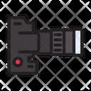 Camera Lens Capture Icon