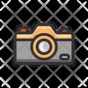 Dslr Mirrorless Compact Icon