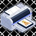 Dtg Inkjet Printer Dtg Printer Icon