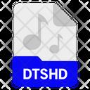 Dtshd File Icon