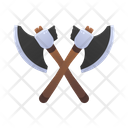 Dual Axe Weapon Weapons Icon