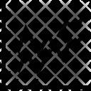 Dual Graph Graphic Icon