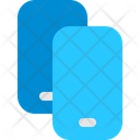 Dual Phone Connection Icon