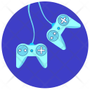 Dual Cable Play Icon