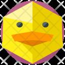 Duck Animal Icon