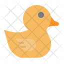 Duck Toy Child Icon