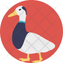 Duck Swan Geese Icon