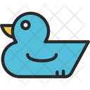 Duck Toy Fun Icon