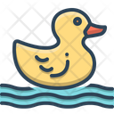 Duck Baby Rubberduck Icon