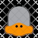 Duck Animal Bird Icon