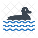 Duck Water Park Icon