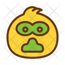 Duck Cute Baby Icon