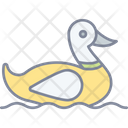 Duck Duckling Bird Icon
