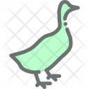 Duck Bird Poultry Icon