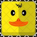 Duck Head Icon