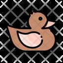 Ducky Play Bath Icon