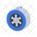 Duct Electrical Fan Icon