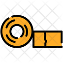 Tape Electric Current Electricity Icon