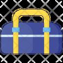 Duffel Bag Luggage Travelling Bag Icon
