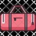 Duffle Bag Sports Bag Gym Bag Icon
