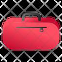 Duffle Bag Gym Bag Carryall Bag Icon