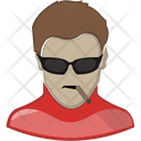 Duke Nukem Video Game Game Icon