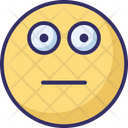 Dull Emoticons Smiley Icon