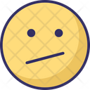 Dull Puzzle Emoticons Icon