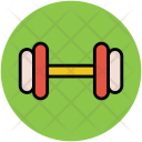 Dumbbell Exercise Fitness Icon