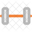 Dumbbell Barbell Heavy Icon